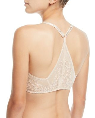 9450cad605 Wacoal Take the Plunge Soft-Cup Triangle Bra