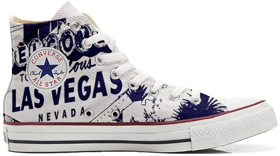 Schuhe Custom Converse All Star, personalisierte Schuhe