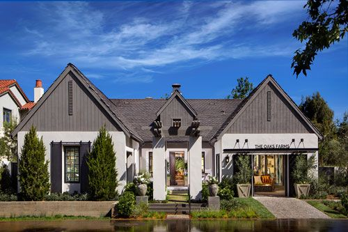 A new neighborhood of 32 Farmhouse Residences featuring up to 4,300 Sq. ft., 5 bedrooms and 5.5 bathrooms.