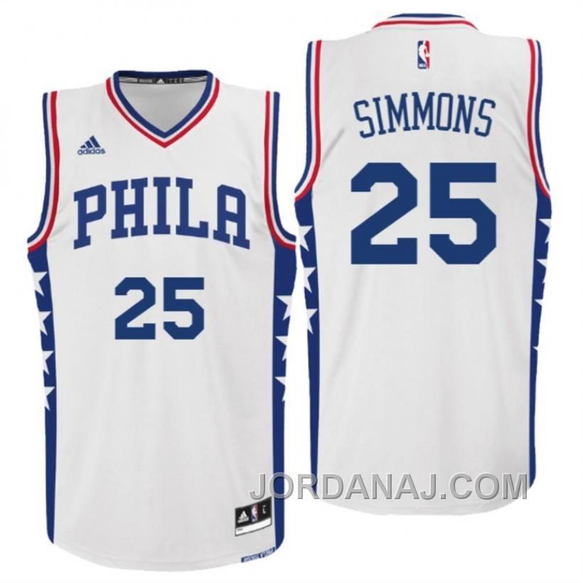 fe2c314ba4c9 Philadelphia 76ers  19 Jerryd Bayless 2016 Home White New Swingman Jersey  Sports Jerseys
