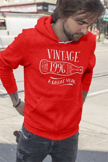 Vintage 1996 (Mens)