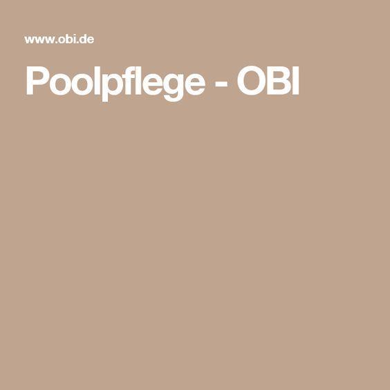 Poolpflege Und Poolreinigung Wissen Und Tipps Poolpflege