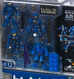 halo flood mega bloks   NEW Halo Mega Bloks Exclusive Set