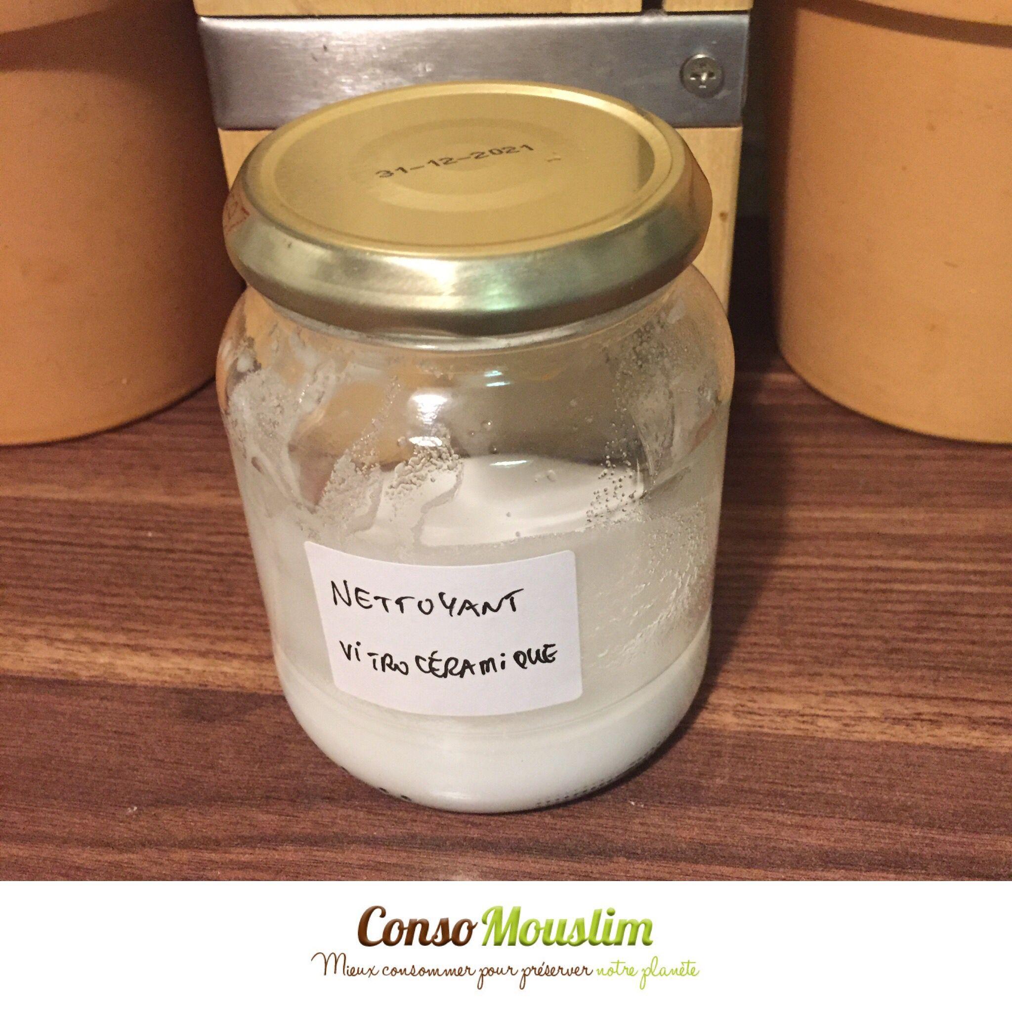 Produit Pour Nettoyer Vitroceramique l'astuce du jour ! recette nettoyant pour plaques : suffit