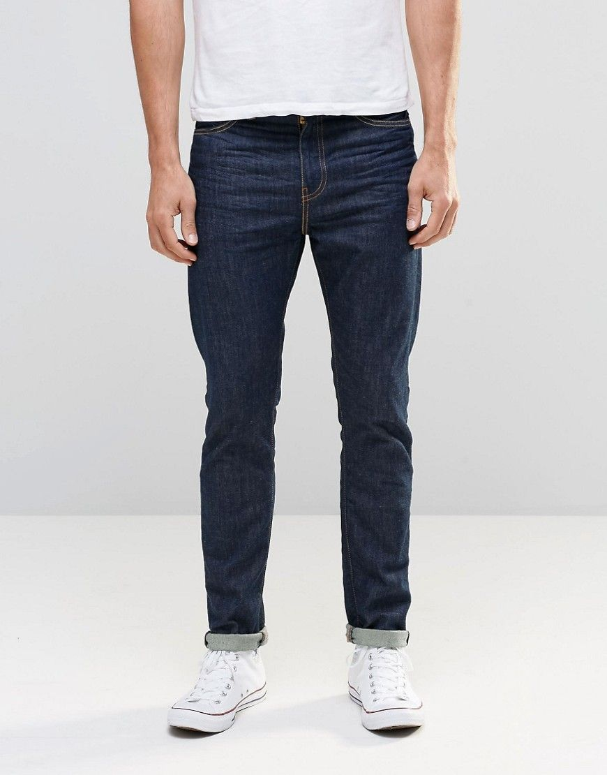 Levis Jeans 510 Skinny Fit Broken Raw Stretch at asos.com. Levis JeansMan  StyleBlue ...
