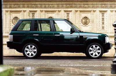 Land Rover Range Rover Autobiography (2004)   ABOUT ME   Pinterest ...