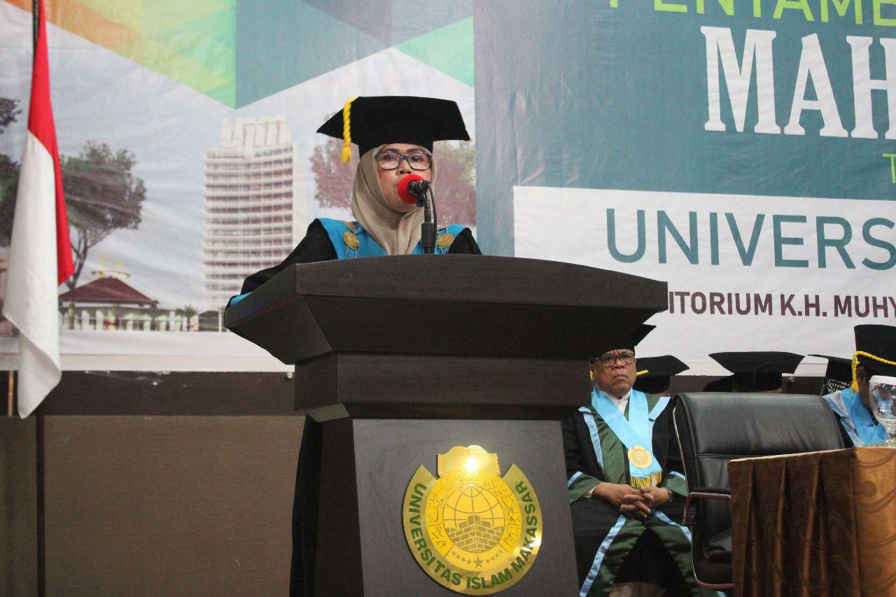Dr. Ir. A. Majdah M. Zain, M.Si