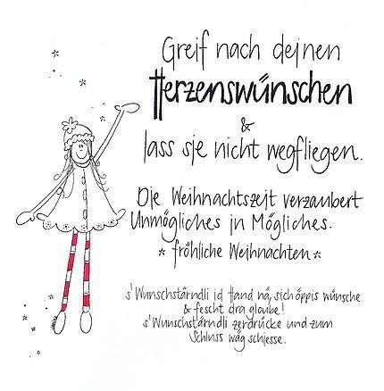 herzensgruesse mit handgemachten karten freude verschicken weihnachtskarten spruch