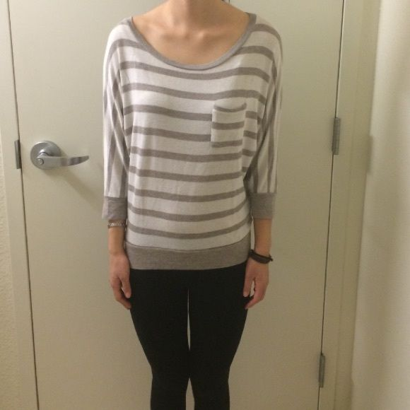 Striped Forever 21 Top good condition, worn many times Forever 21 Tops