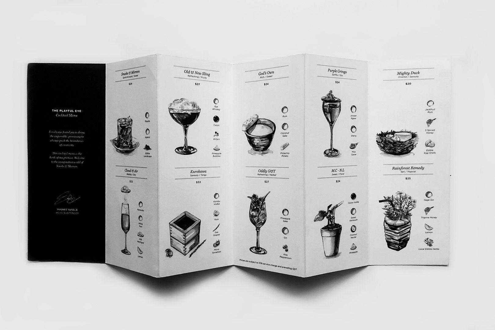 Smoke Mirrors On Behance In 2021 Smoke And Mirrors Book Design Layout Wordmark Logo Design