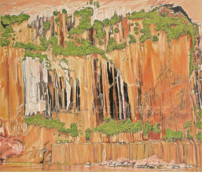 Modal Scarf - Zion National Park by VIDA VIDA qJHoIGLFx