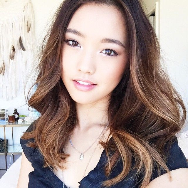 Best 25 Balayage Asian Hair Ideas On Pinterest  Asian Balayage Asian Highl