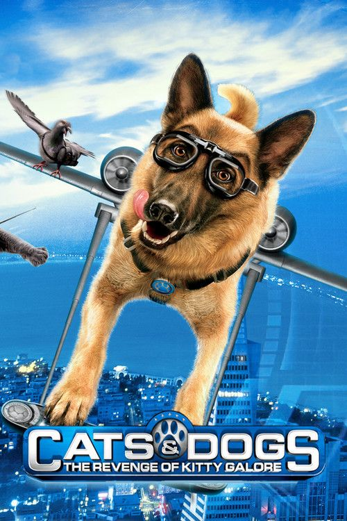 Cats Dogs The Revenge Of Kitty Galore 2010 Australia Usa Full Movies Online Free