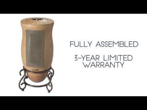 Lasko Designer Series Oscillating Ceramic Heater 6405 Ceramic Heater Lasko Electric Heater