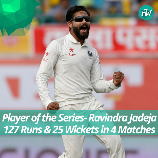 Man Of The Match Series And No 1 Test Bowler In World Ravindra Jadeja Is Having Time His Life