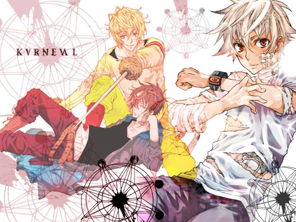 Nai Gareki And Yogi Of Circus Anime Anime Lovers Awesome Anime