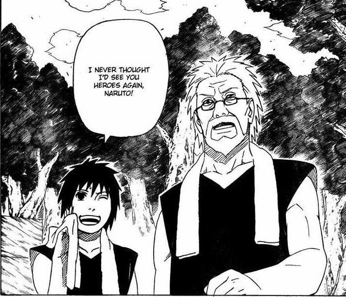 Inari, text, quote, Tazuna, manga; Naruto   Naruto characters, Naruto, Naruto pictures