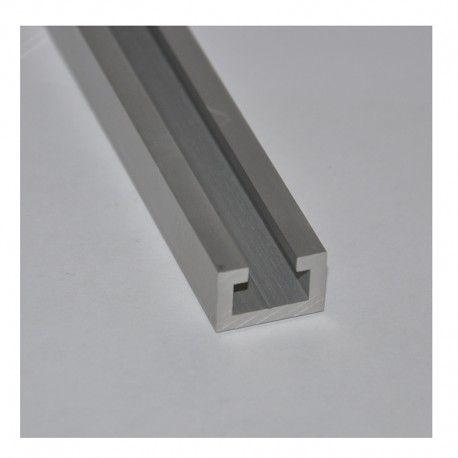 Profilés TTrack 1000 mm x 19 x 12,5 Amenagement atelier