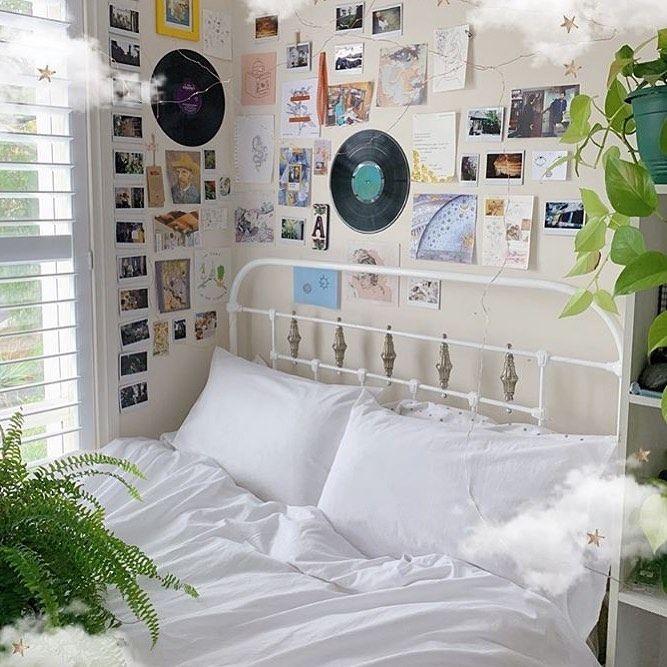 Partlyplant On Instagram How S Your Weekend Going Aesthetic Aesthetictumblr Tumblr Tumblrgirl 201 Bedroom Inspirations Indie Room Aesthetic Bedroom