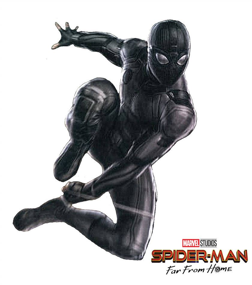 Spider Man Far From Home Stealth Suit By Nomada Warrior Stealth Suit Amazing Spiderman Spiderman Artwork