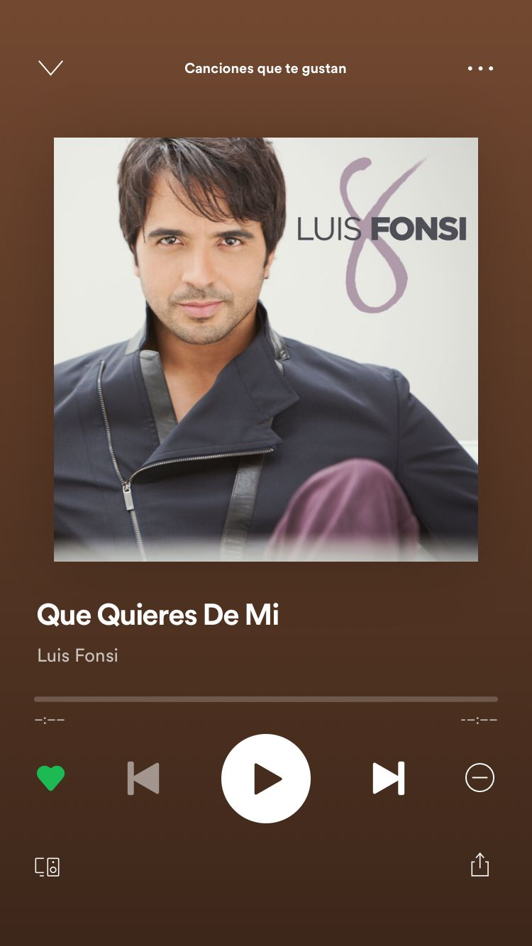 Que Quieres De Mi Luis Fonsi Songs Players Incoming Call Screenshot