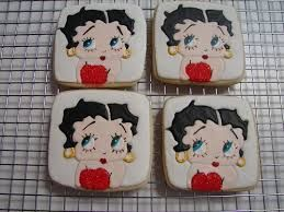 Image result for betty boop cookies