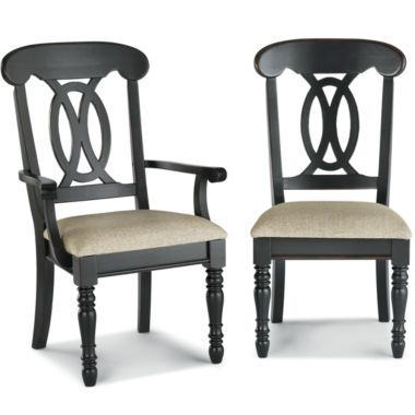 Raleigh Dining Chairs - JCPenney | Dream Dining | Dining ...