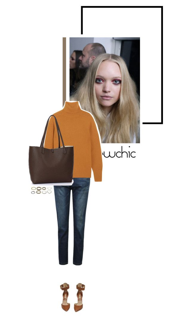 """Newchic"" by s-thinks ❤ liked on Polyvore featuring Michael Kors and Chloé"