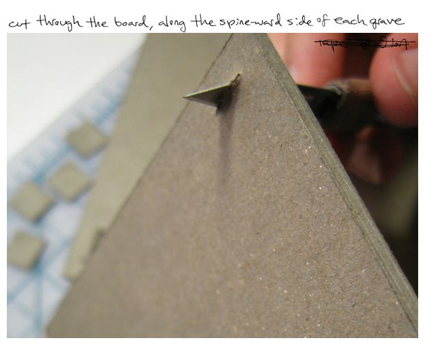 Bookarts: Exposed Tape Binding (Tutorial!) (With Images