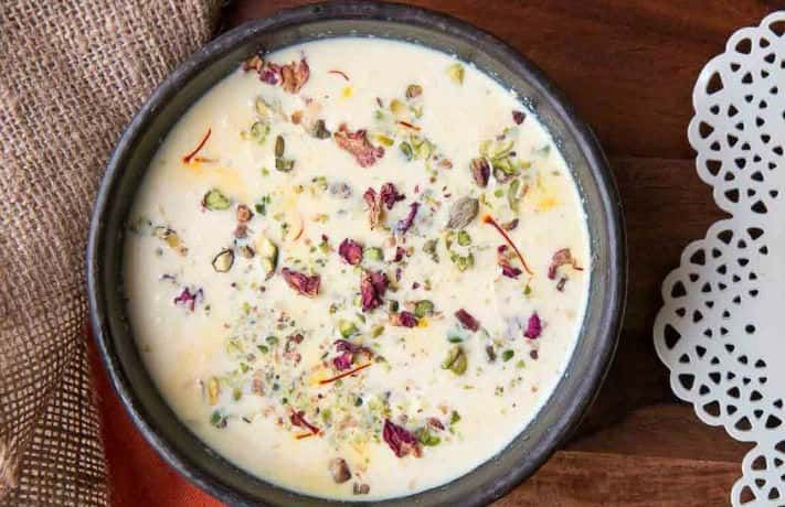 Paneer kheer recipe sweet recipes sweet learn paneer kheer recipe in hindi and more indian food forumfinder Images