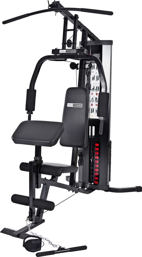 Pro fitness jx d home multi gym from the official argos shop