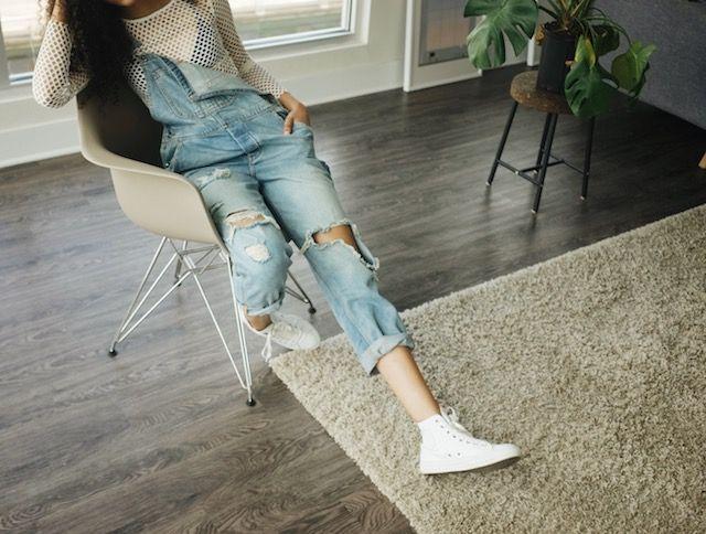 3374b9085c93 Spring Summer Fashion · Style Icons · UO Denim  Jorshua Stewart - Urban  Outfitters - Blog Denim Suit