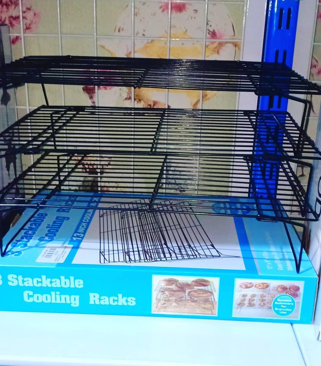 Kitchen Stuff Cooling Racks Stackable Racks
