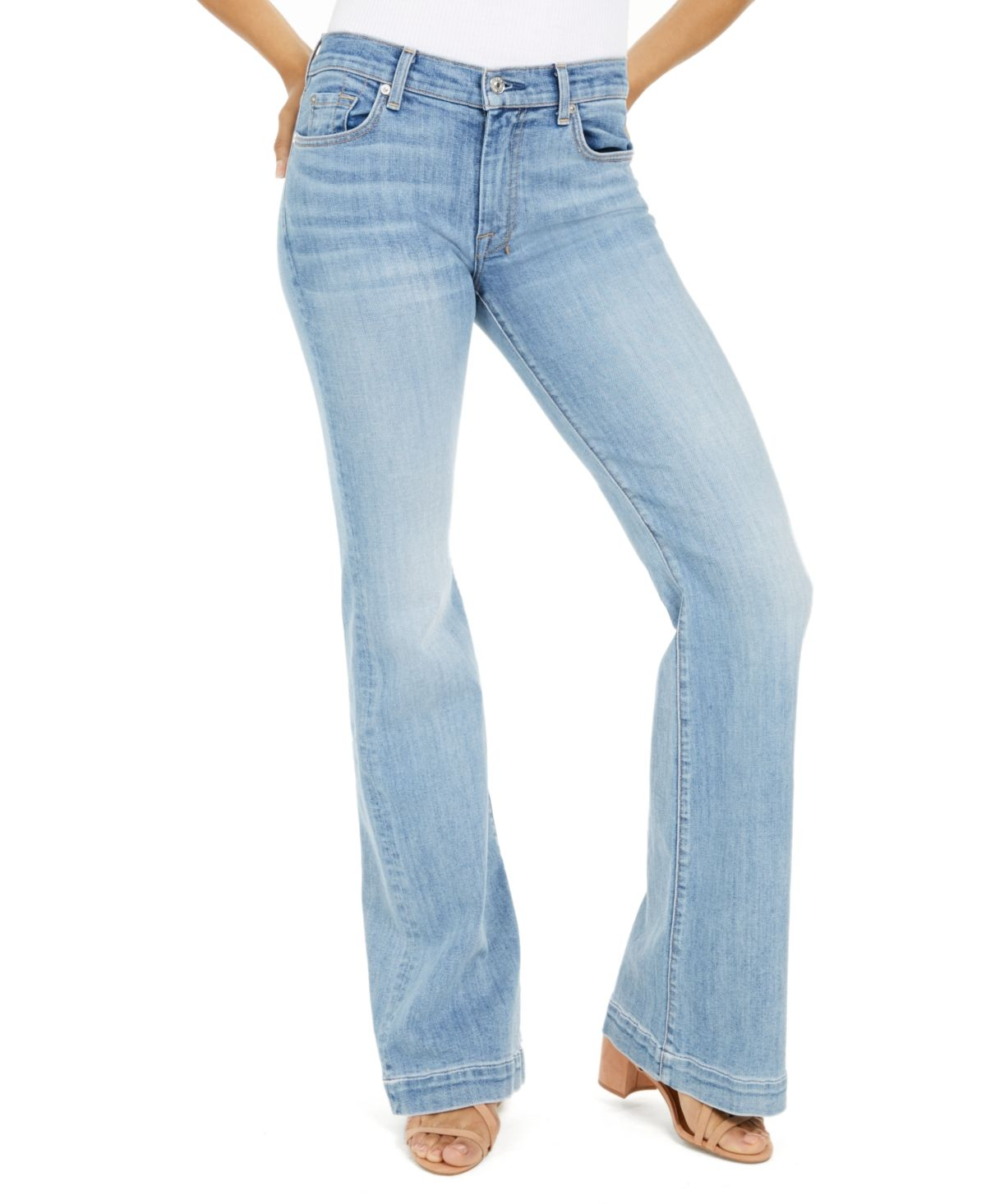 7 For All Mankind Bootcut Jeans Reviews Jeans Juniors