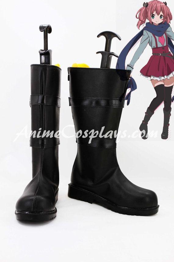 Chuunibyou Demo Koi ga Shitai Takanashi Rikka Cosplay Shoes Boots Custom made,,Movie Cosplay Boots  http://www.animecosplays.com/p-chuunibyou-demo-koi-ga-shitai-takanashi-rikka-cosplay-shoes-boots-custom-made-2203