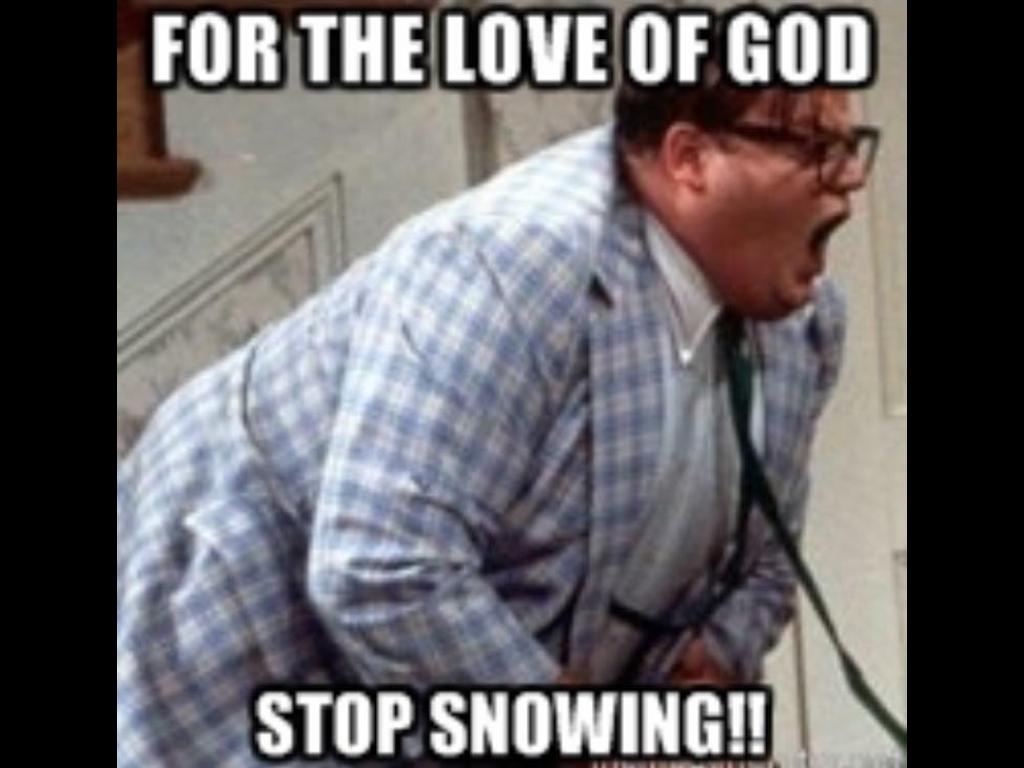 So Cold Outside Meme