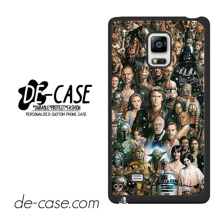 Star Wars Characters DEAL-9987 Samsung Phonecase Cover For Samsung Galaxy Note Edge