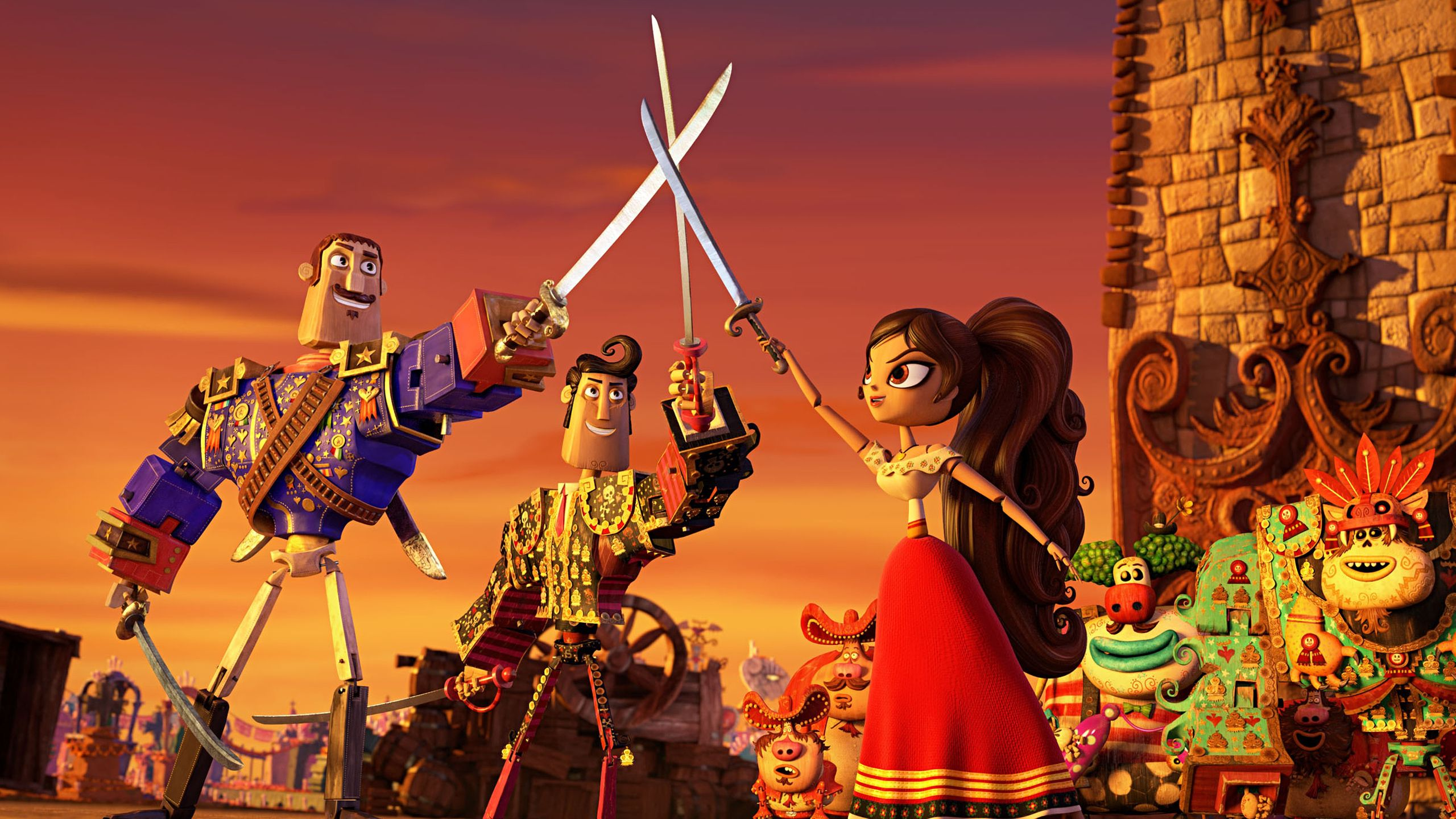 Movie The Book Of Life Joaquin The Book Of Life Manolo The Book