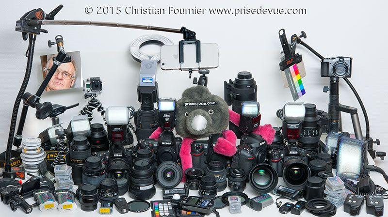 Biographie illustrée du photographe professionnel Christian Fournier spécialiste en mode publicité événementiel industrie mariage sous-marin corporate à Paris