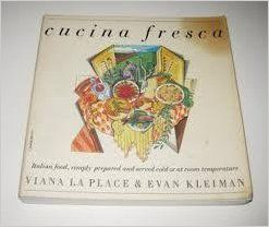 Cucina Fresca Italian Food Simply Prepar: Viana Laplace: Amazon.com: Books #food #italianfood #italian #delicious #recipe #tasty #yummy