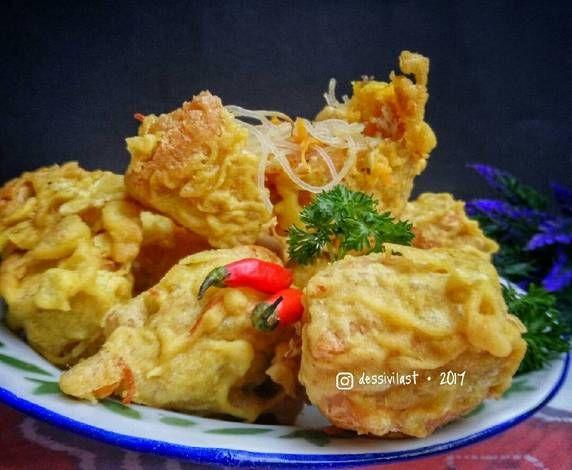 Resep Tahu Isi Bihun Dan Sayur Oleh Dessi Vilast Resep Resep Tahu Masakan Makanan Enak