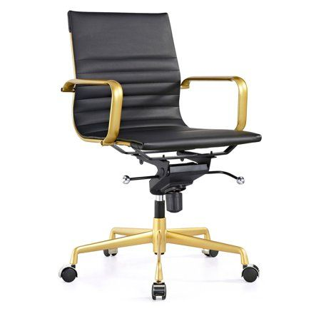 Home Black Office Chair Best Office Chair Gold Office