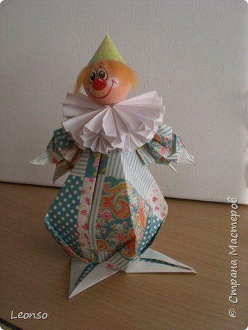 Куклы Оригами Карнавал 2015 Бумага фото 4
