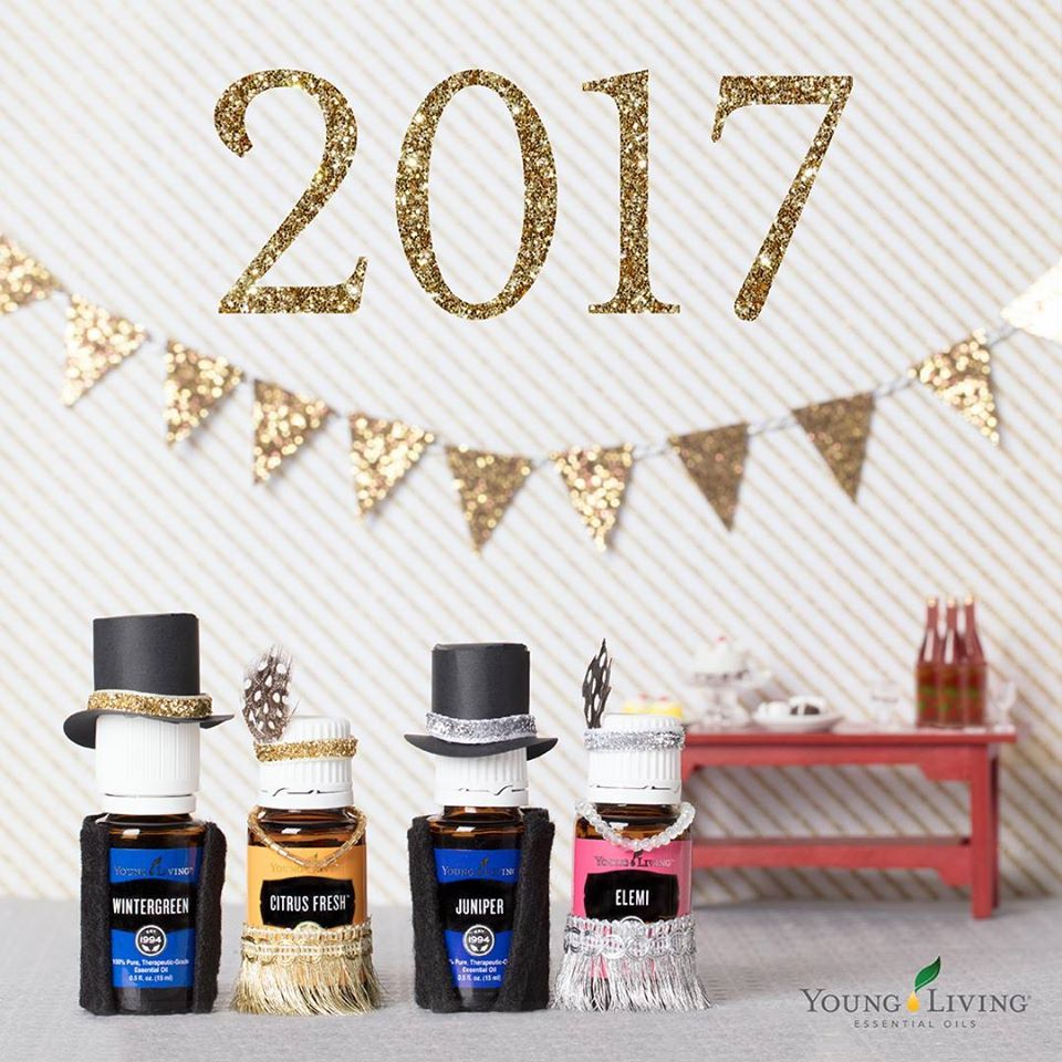 From all of us at Young Living, have a safe and happy New Year\'s Eve ...