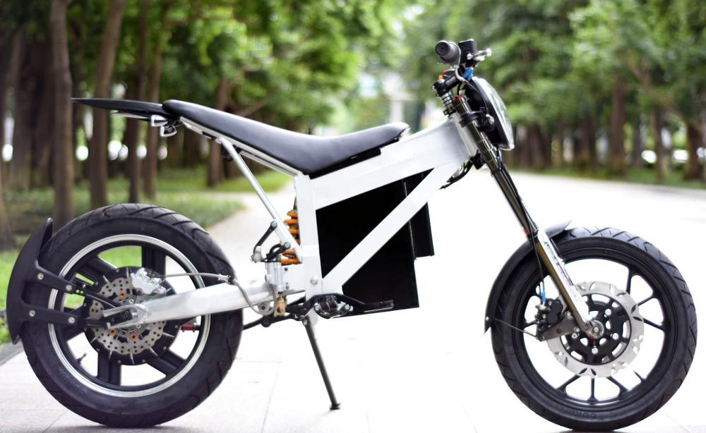 Super Powered 20 Kw Electric Motorcycle By Taiwan Cyclone Motors In 2020 Electric Motorcycle Electric Bike Electric Bike Bicycles
