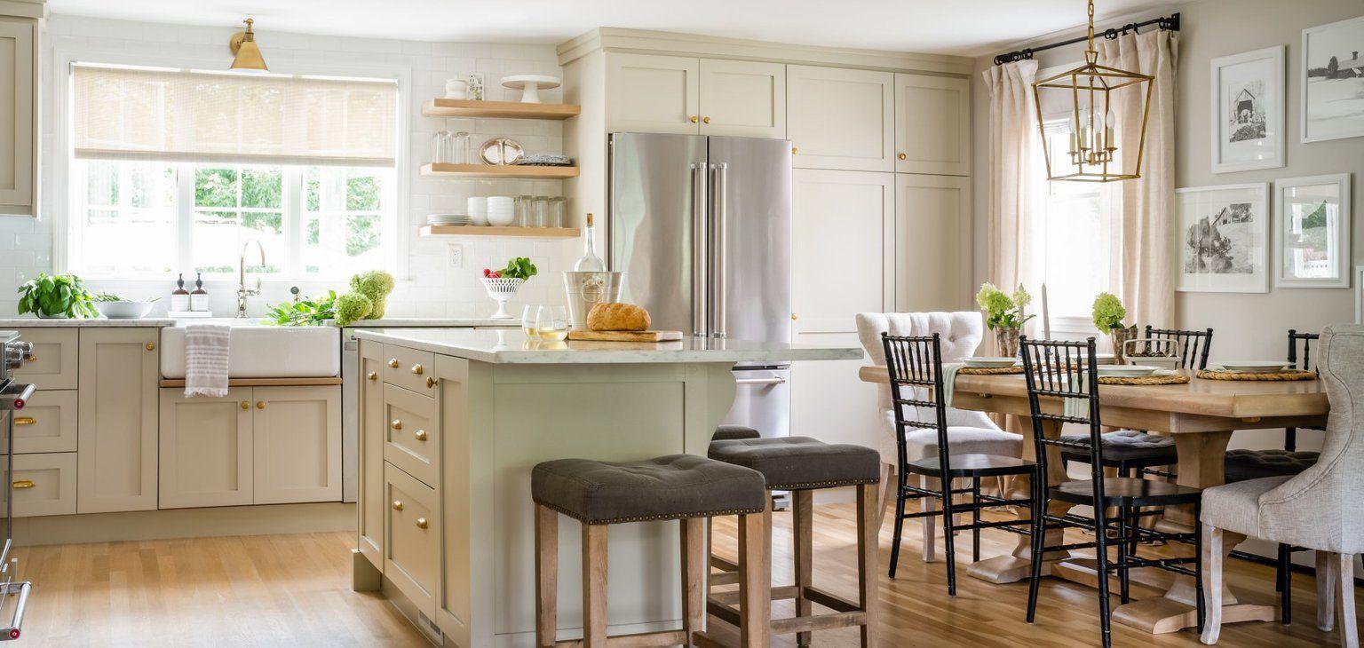 Best Budget Friendly Cabinets Transform This Massachusetts 400 x 300