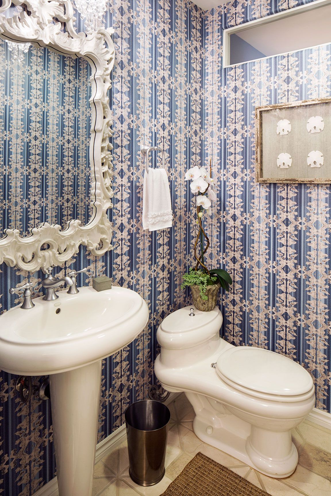 Patrick Ediger and French American Wallpaper Rue