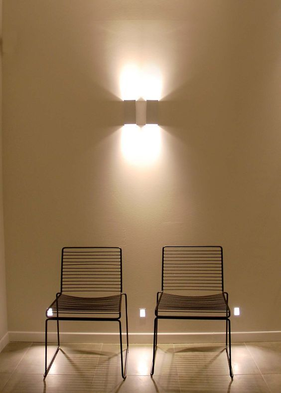 Wall Mounted Direct/Indirect Lighting | IAR 535 - Exercise 3 ...