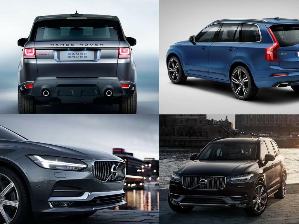 Volvo And Range Rover Service Dubai Car Service In Dubai For