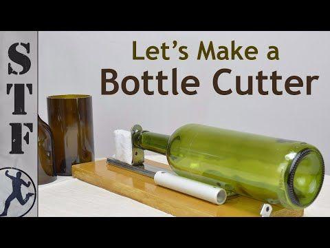 diy glass bottle cutter bastelen basteln mit flaschen. Black Bedroom Furniture Sets. Home Design Ideas